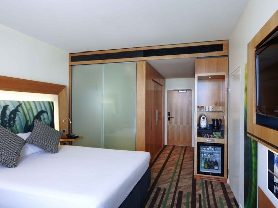 Novotel Auckland Airport: Guest room