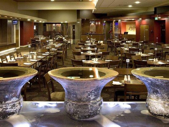 Mercure Sydney Liverpool: Restaurant