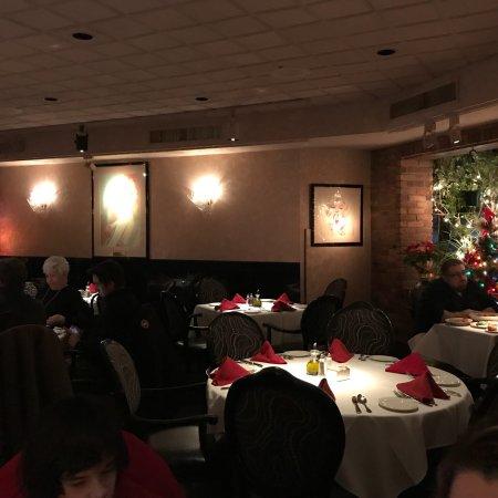 Parkside Italian Restaurant Corona Menu