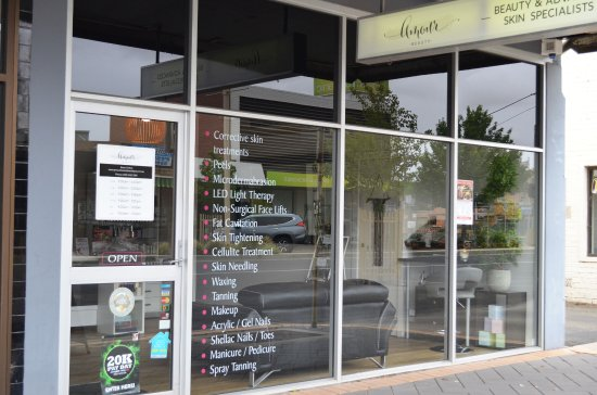 Horsham, Australië: The beautiful exterior or our Salon.