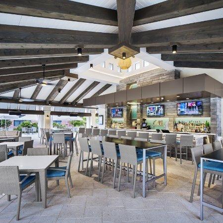 Caribe Royale Orlando: Restaurant