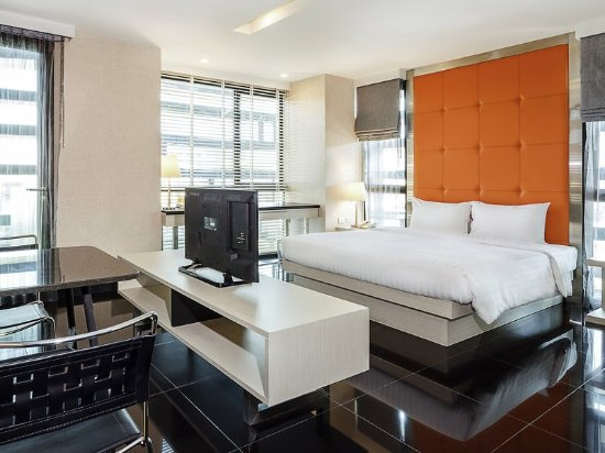 Ibis Styles Chiang Mai: Guest room