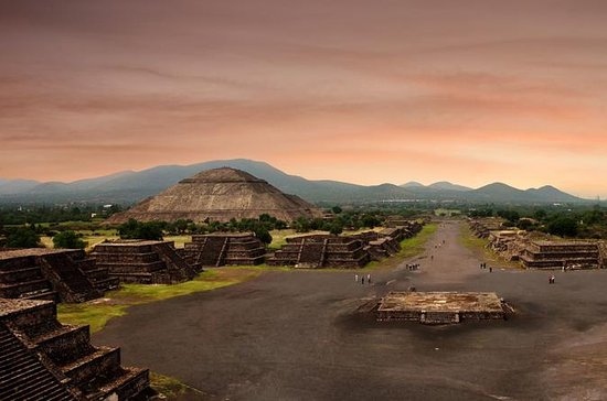 Afternoon Guided Tour to Teotihuacan ...