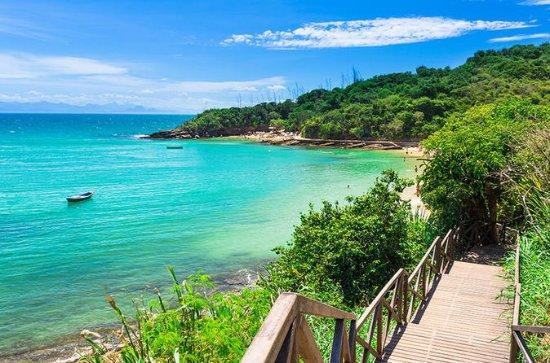 ブラジルサントロペ - ブジオスビーチ一日ツアー