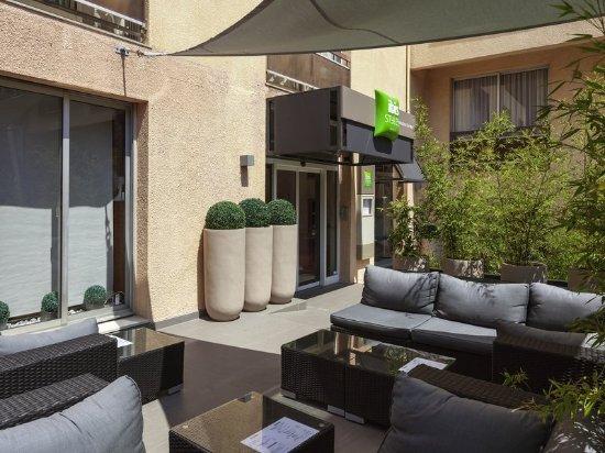 Ibis Styles Beaulieu-sur-Mer : Exterior