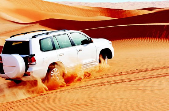 Dubai Red Dunes Safari: jantar de...