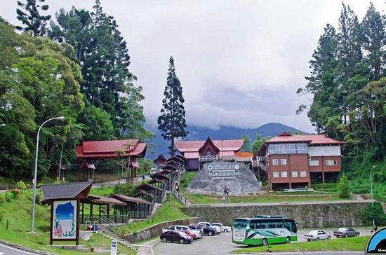 Kinabalu National Park Tour From Kota