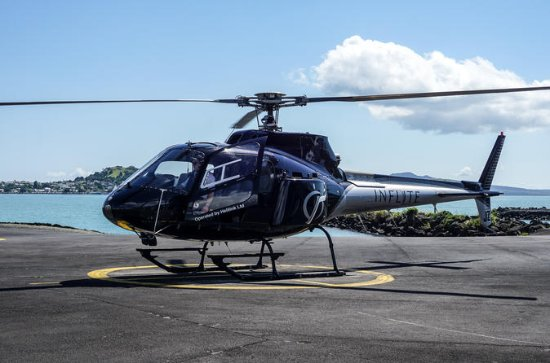 Waiheke Island Helicopter Transfer