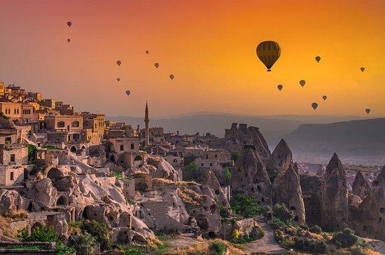 Mongolfiera cavalcare Cappadocia