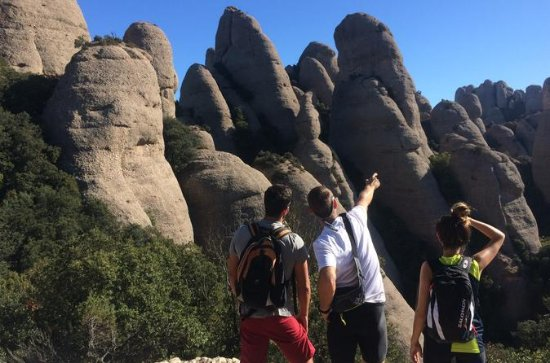 Montserrat Natural Park Hiking and ...