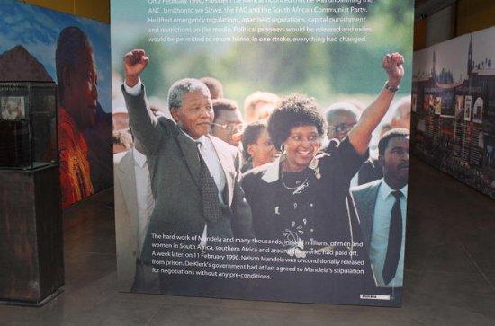Apartheid Museum Self-Guided Tour...