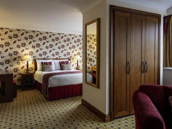 Mercure Liverpool Atlantic Tower Hotel: Guest room