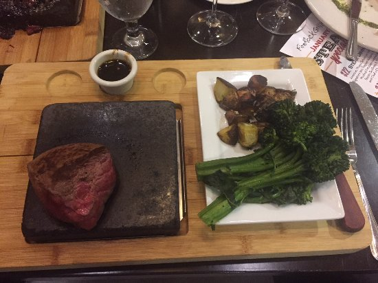 Caledonia, MI: FIREROCK Steak