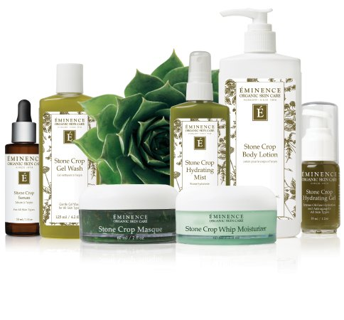 Los Gatos, Californien: Eminence Organic Skin Care products and facials offered at The Skin Cottage.