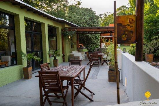Terraza Restaurante Y Snack Bar Picture Of Jardin De
