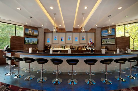 Plainsboro, Νιού Τζέρσεϊ: Bar/Lounge