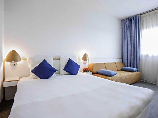 Novotel Caserta Sud: Guest room