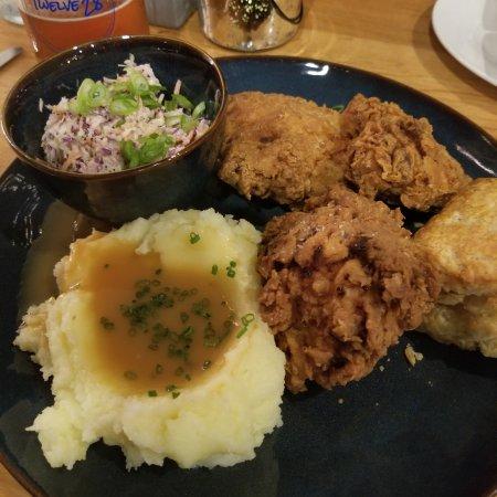 Penn Valley, CA: Special Fried Chicken Dinner