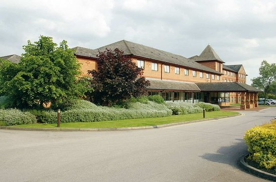 DoubleTree by Hilton Hotel Sheffield Park: Exterior