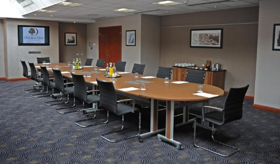 DoubleTree by Hilton Hotel Sheffield Park: Meeting room