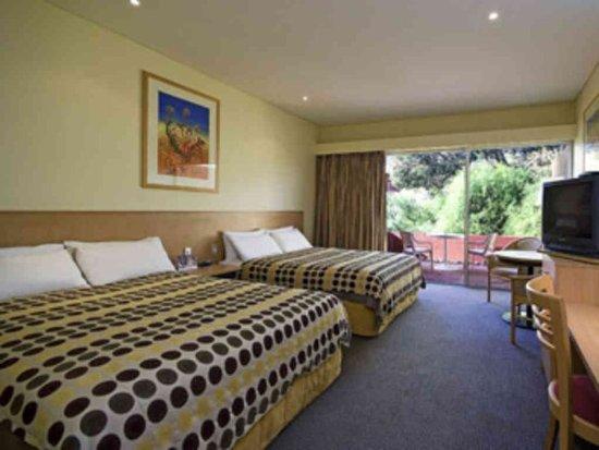 Desert Gardens Hotel, Ayers Rock Resort: Guest room