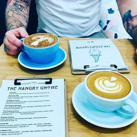 Rockdale, Australia: The Angry Gnome Espresso Bar