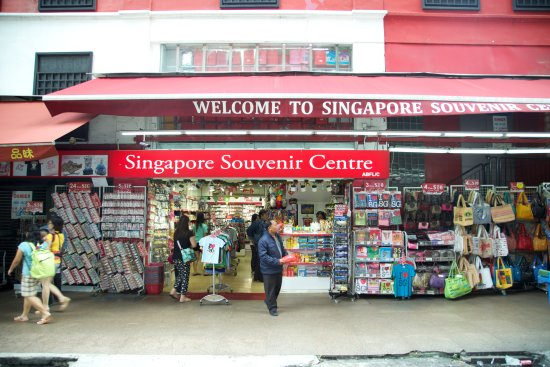 Singapore Souvenir Centre