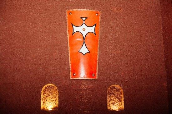Настоящий щит викингов