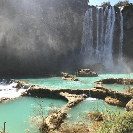 El Naranjo, Μεξικό: Cascada el Salto
