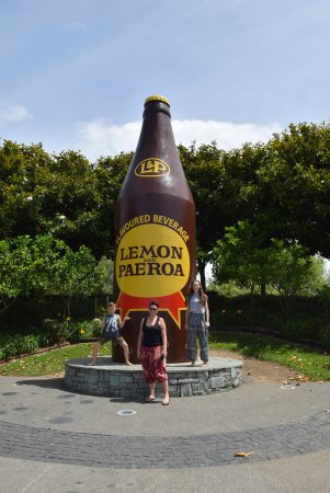 Paeroa... just up fromOne3One