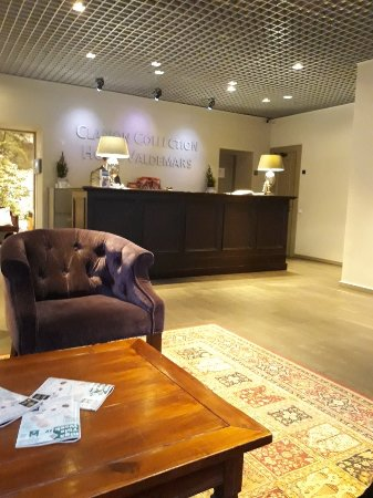 Clarion Collection Hotel Valdemars: 20180105_115025_large.jpg