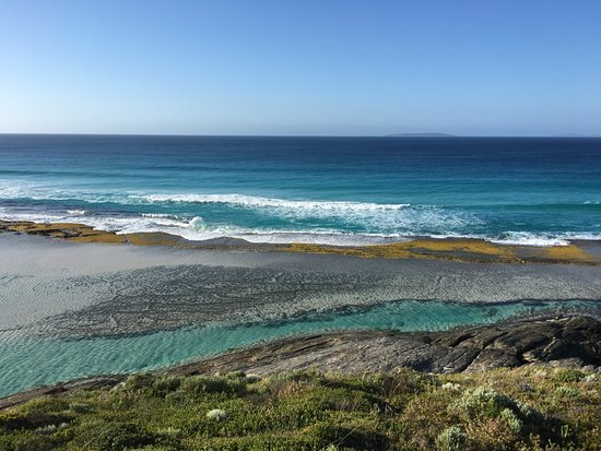 Esperance, Australia: View from the lookout