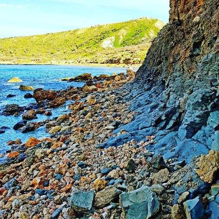 Ghajn Tuffieha Bay : IMG_20180108_100057_443_large.jpg