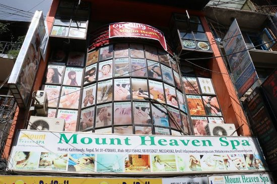 Mount Heaven Spa