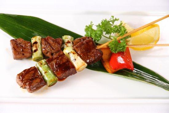 Tuna martini photo de soya japanese restaurant sanur for Accord asian cuisine