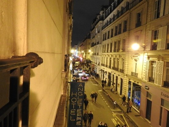 Hotel d'Angleterre Champs Elysees Photo