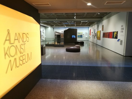 ‪The Åland Island Art Museum‬