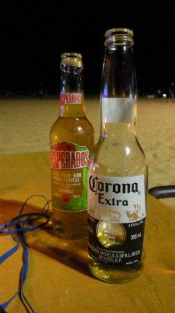 Desperados The Tequila Flavored Beer Picture Of Britto S Baga Tripadvisor