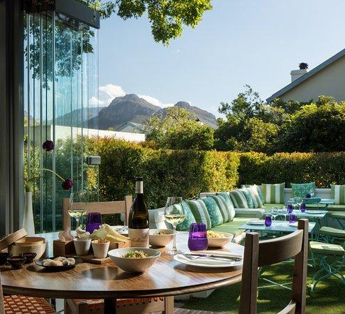 The garden room franschhoek restaurant reviews phone for Garden room reviews