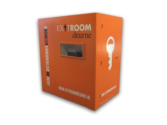 Mobiele Exitroom (Escaperooms)