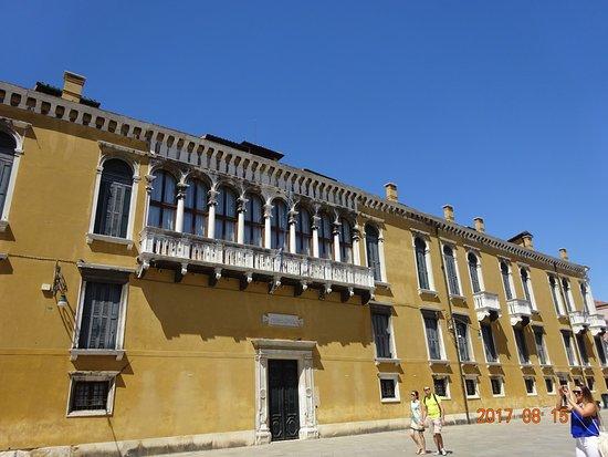Istituto Veneto Di Scienze Lettere Ed Arti Foto Di Istituto Veneto Di Scienze Lettere Ed Arti Venezia Tripadvisor