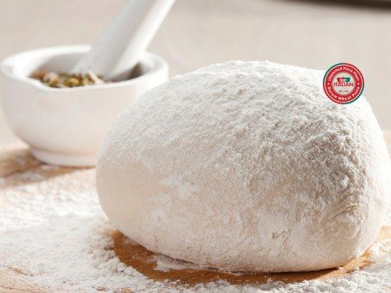 Benoni, South Africa: Dough