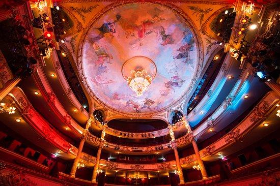 Льеж, Бельгия: La salle de l'Opéra Royal de Wallonie-Liège !