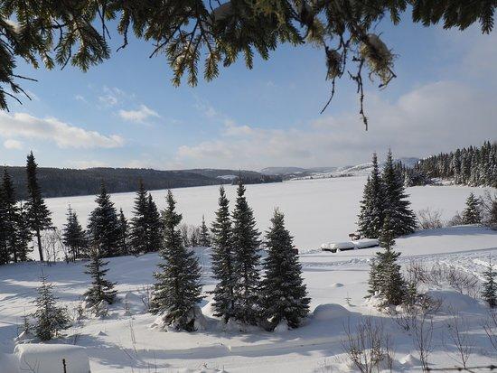 Charlevoix, Canada: Belle vue non ?