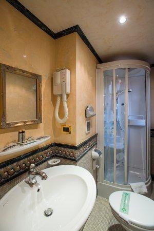 Hotel Santo Stefano: Camera Quadrupla