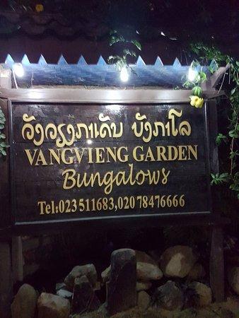 Vang Vieng Gardenbungalow Photo