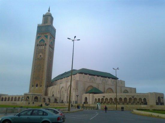 Casablanca, Marruecos: minarete