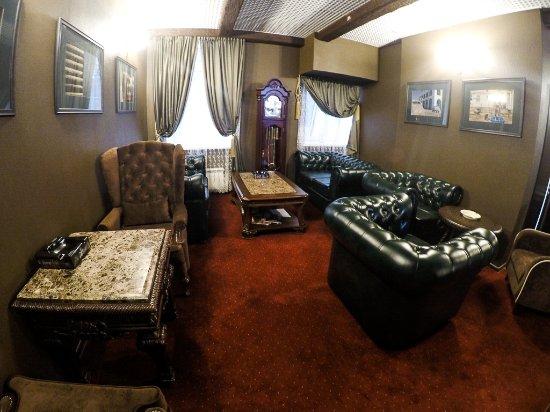 Sigarny Dom na Mayakovke
