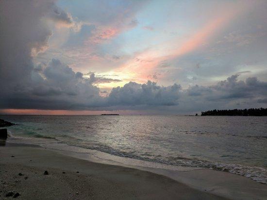 Beach Stay Maldives: Sunset
