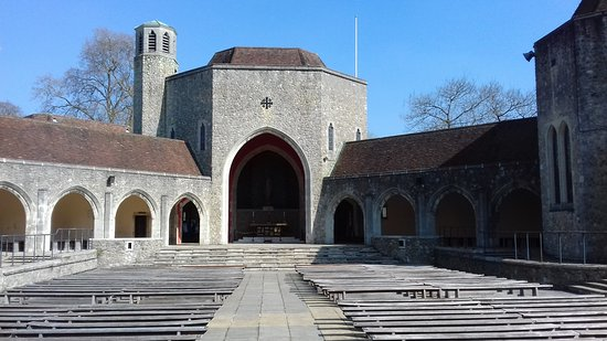 Kent, UK: A place of worship
